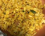 Masale Bhat recipe step 2 photo