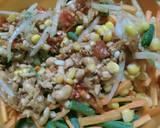 Som Tam Salad Thailand (pepaya) langkah memasak 4 foto