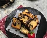 Cream Cheese Cocoa Brownies langkah memasak 10 foto