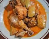 Ayam Gulai Kemumu langkah memasak 5 foto
