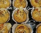538. Roti Keju Mayo Gurih (eggless) #SelasaBisa langkah memasak 8 foto