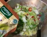 Ca Sawi Putih #dapurwiwin langkah memasak 4 foto