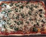 Italian Sausage & Spinach Rectangle Pizza recipe step 5 photo