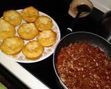 Sweet Hawaiian Sloppy Joe Cups recipe step 3 photo