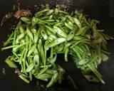 Tumis kangkung kampung langkah memasak 4 foto