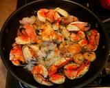 Mike's 10 Minute Garlic Crab Lobster & Shrimp Marisco recipe step 8 photo