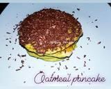 Oatmeal Pancake Endesss langkah memasak 6 foto