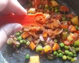 Tawa Pulao (Flavours of rice) recipe step 6 photo