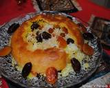 Rice with dried fruits (Shirin polow) recipe step 13 photo