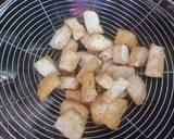 Osengan udang goreng saus tiram langkah memasak 4 foto