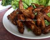 Honey Spicy Chicken Wings langkah memasak 5 foto
