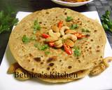 Ramadan Special - Dry Fruits paratha recipe step 8 photo