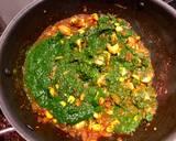 Garlicky Spinach Mushroom recipe step 6 photo