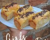 Roti Keset Manis (Tanpa Ulen, Serat Halus) langkah memasak 11 foto