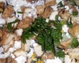 Sig's Goats cheese, tofu and cucumber salad recipe step 4 photo