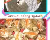 Dimsum Udang Ayam (Simple) langkah memasak 4 foto