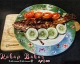 Kakap Bakar #Week30 langkah memasak 4 foto
