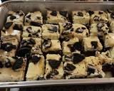Oreo layered cheesecake brownie recipe step 9 photo