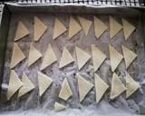 Keripik Keju Panggang Keto Friendly (cheese crackers) /DEBM langkah memasak 2 foto