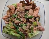 Garlic Pork Salad/Rice Bowl recipe step 19 photo