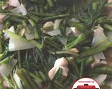 Kangkung cah ayam saus tiram simple mudah#homemadebylita langkah memasak 5 foto