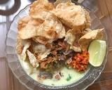 Soto Betawi Ajiiib langkah memasak 8 foto