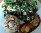 sig's Green salad with Caesar dressing recipe step 5 photo