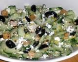 Sig's Goats cheese, tofu and cucumber salad recipe step 6 photo