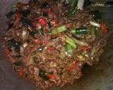 Tumis Daging Sapi langkah memasak 7 foto