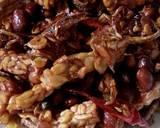 Oteteka (orek tempe teri kacang) #BikinRamadhanBerkesan langkah memasak 4 foto