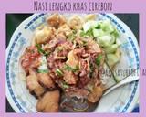 Makanan Khas Cirebon~Nasi Lengko Khas Cirebon langkah memasak 6 foto
