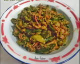 Cumi Cabe Hijau (Tidak Alot) langkah memasak 7 foto