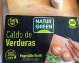Arroz vegetariano con acelgas y poco más