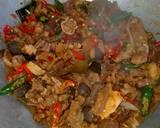 Tumis kambing cabe ijo langkah memasak 4 foto