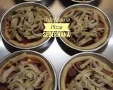 273. Pizza Sederhana langkah memasak 8 foto