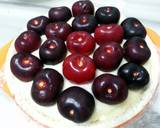 Cherry With Mascapone On Oreo Crust recipe step 3 photo