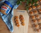 Kue kacang skippy chunky langkah memasak 7 foto