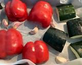 Kanapkowa pasta z soczewicy i warzyw 🌱 krok przepisu 1 zdjęcie