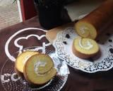 Bolu Gulung Dbest #rabubaru langkah memasak 12 foto