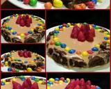 AMIEs Peanut Butter Brownies Cake recipe step 6 photo