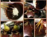 AMIEs CHOCOLATE Mini Cake with PEARs recipe step 3 photo