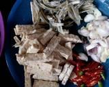 Oteteka (orek tempe teri kacang) #BikinRamadhanBerkesan langkah memasak 1 foto