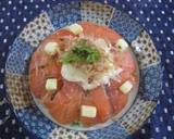 Delicious Cheese and Salmon Chirashizushi recipe step 7 photo