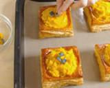 Crunchy Kabocha Squash Pie for Halloween recipe step 11 photo