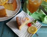 Lemon Olive Oil Cake langkah memasak 10 foto