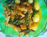 71) Gulai Ceker Telur Puyuh langkah memasak 6 foto