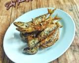 Baby Kembung Goreng Garing langkah memasak 4 foto