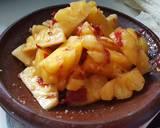 Acar nanas langkah memasak 3 foto