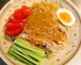 Szechuan Chicken Over Chilled Noodles (Bàng Bàng jī liáng miàn) recipe step 12 photo