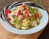 Cah Brokoli Ercis langkah memasak 4 foto